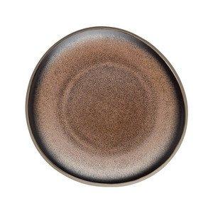 Teller flach 16 cm Junto Bronze Rosenthal
