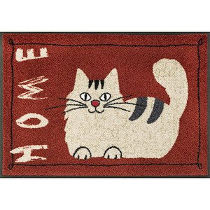 Komfortmatte 50x75cm wash&dry Catty Home WMK Kleen-Tex