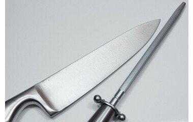 Messerschärfer und Wetzstähle