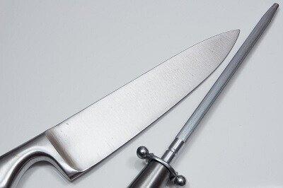 Messerschärfer, Wetzstein & Wetzstahl