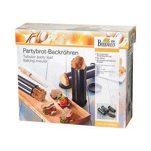 Partybrot-Backröhren 3er Set Ø 7,5 cm RBV Birkmann