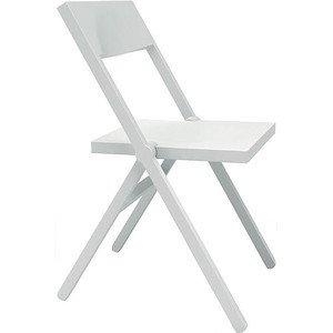 Stuhl weiss Alessi