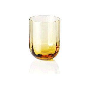 Glas 0,25 ltr. bernstein Rotondo Optic Dibbern