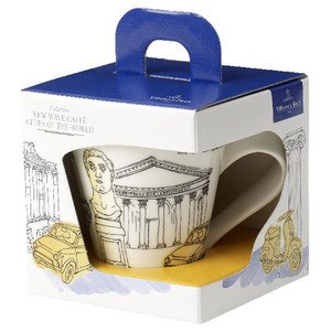 Henkelbecher 0,3 l Rome Cities of the World Villeroy & Boch