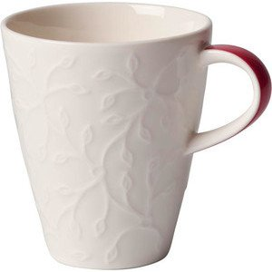 Becher m. H. klein 0,2ltr. Caffè Club Floral Touch of Rose Villeroy & Boch