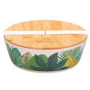 Lunchbox bioloco plant exotic leaves chic mic
