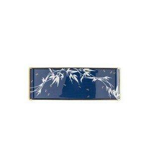 Platte flach 41x15cm Heritage Turandot blue Rosenthal