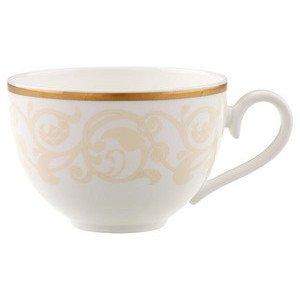 """Kombi-Obertasse (Kaffee- und Tee-Obere) 200 ml rund """"Ivoire"""" Villeroy & Boch"""
