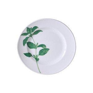 """Speiseteller 26 cm """"Herbaticum"""" Basilikum Dibbern"""