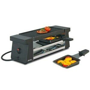 Raclette 2 Compact schwarz Spring