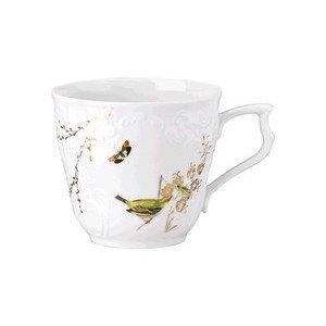 """Kaffee-Obertasse 210 ml """"Saussouci Weiss Chambre Bleue"""" Rosenthal"""