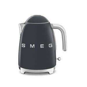Wasserkocher 50's Style anthrazit limited Edition smeg