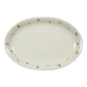 Platte oval 35 cm Marie Luise Elfenbein 30249 Seltmann
