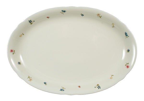 Platte oval 35 cm Marie Luise Elfenbein 30249 - Platten - Servieren ...