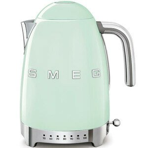 Wasserkocher 1,7 l 50's Style grün smeg