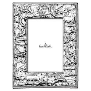 Bilderrahmen 4x6cm Silver Collection Scratch Rosenthal