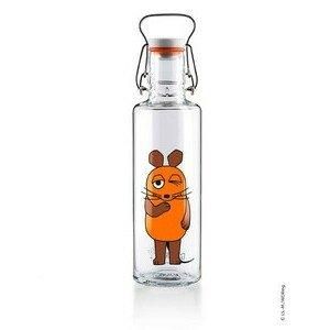 Glasflasche 0,6 l Die Maus Soulbottle