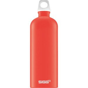 Trinkflasche 1 l Lucid Scarlet Touch Sigg