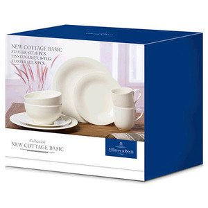 Einsteigerset 8tlg. New Cottage Villeroy & Boch