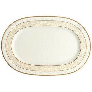 Platte 35 cm oval Ivoire Villeroy & Boch