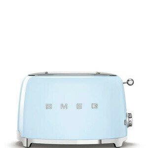 2-Schlitz-Toaster 50's Style blau smeg