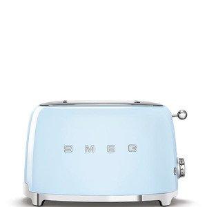 2-Schlitz-Toaster blau smeg