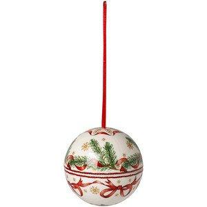 Kugel 10cm Tannenzweig Christmas Balls Villeroy & Boch