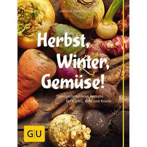 Buch: Herbst, Winter, Gemüse! GU Kochen Spezial Gräfe und Unzer