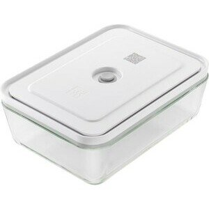 Vakuum-Kühlschrankbox Fresh & Save Glas weiß Zwilling