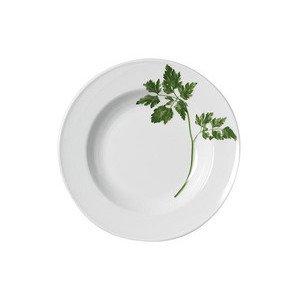 "Suppenteller 23 cm ""Herbaticum"" Petersilie Dibbern"