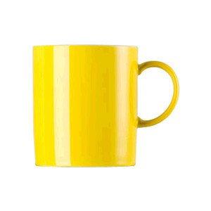 Becher m. Henkel Sunny Day Neon Yellow Thomas