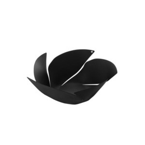 Obstschale schwarz Twist Again Alessi