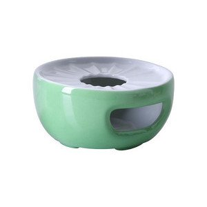 Stövchen Solid Color apfelgrün Dibbern