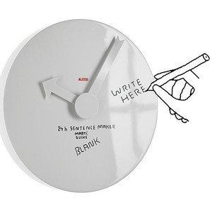 Wanduhr 40 cm Blank Wall Clock Alessi