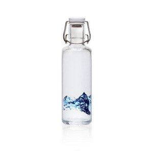 Glasflasche 0,6 ltr Alpenblick Soulbottle