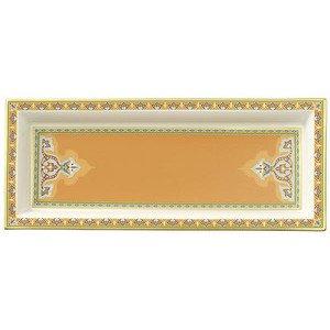 """Schale 25,0 cm x 10,0 cm rechteckig """"Samarkand Mandarin"""" Villeroy & Boch"""