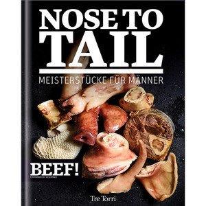 Buch: Beef! Nose to Tail Tretorri Verlag