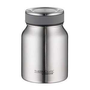 Isolierspeisegefäß 0,5 l silber ThermoCafé Thermos