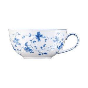 """Tee-Obertasse 130 ml rund """"Form 1382 Blaublüten"""" Arzberg"""
