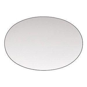 "Platte 34,0 cm x 23,5 cm ""TAC Platin"" oval Rosenthal"