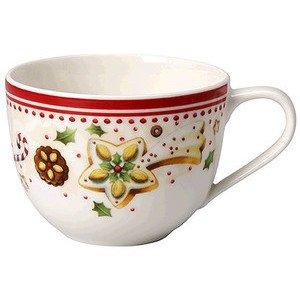 Kaffeeobertasse Sternschnuppe Winter Bakery Delight Neue Form 2016 Villeroy & Boch