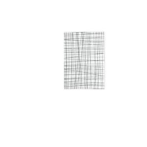 Platte flach 18x13cm Mesh Line Forest Rosenthal