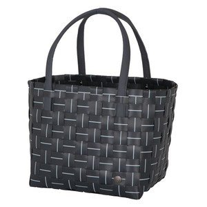 Einkaufskorb Shopper Paris dark grey Size S Handed By