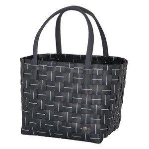 Einkaufskorb Shopper Paris dark grey Size S Handed By