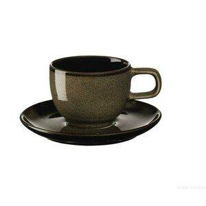 Espressotasse mit Untertasse 0,06l Kolibri Chestnut ASA