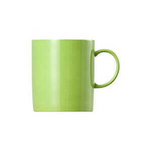 Becher m. Henkel Sunny Day Apple Green Thomas