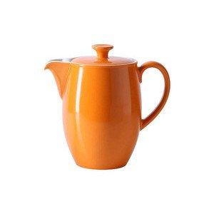 Kaffeekanne 1,25 l Solid Color orange Dibbern