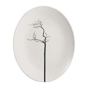 Platte oval 32 cm Black Forest Dibbern
