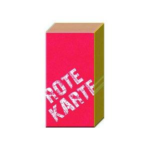 Papiertaschentücher Red or Yellow IHR