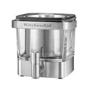 Cold-Brew Artisan Kaffeebereiter Glas / Stahl Kitchen aid